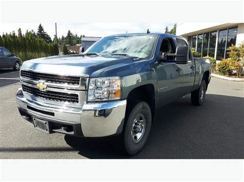 2008 Chevrolet Silverado For Sale by Used 2008 Chevrolet Silverado 2500 Hd Crew Cab 4x4 For