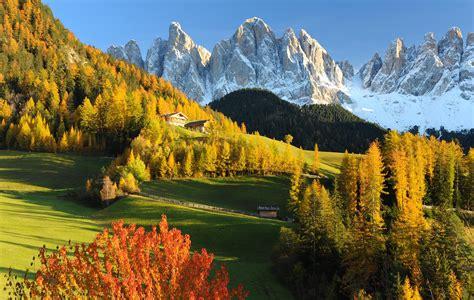 Autunno In Val Di Funes Viaggi Vacanze E Turismo
