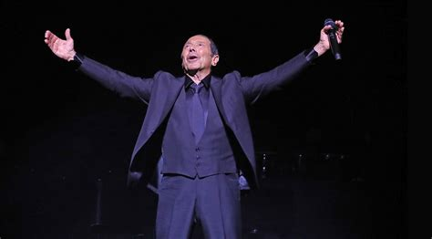 paul anka anka sings sinatra winspear opera house dallas tx