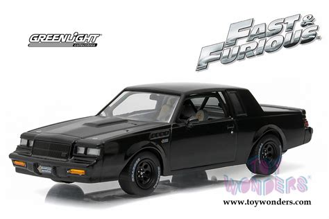 Fast And Furious Buick by 1987 Dom S Buick Grand National Gnx Top 86231 1 43