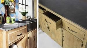cevellecom chambre ado garcon rouge et gris With meuble cuisine bois recycle 10 effet peinture bois vannes rennes lorient bretagne