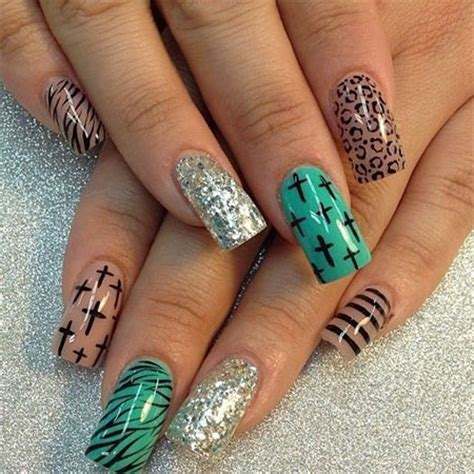 acrylic nail design ideas 50 best acrylic nail designs ideas trends 2014