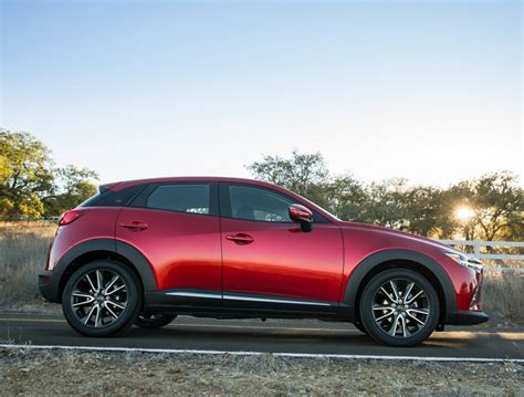 2016 Mazda Cx 3 Mpg by 2016 Mazda Cx 3 Fuel Economy Figures Released Up To 35
