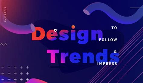 beautiful design trends   infographic