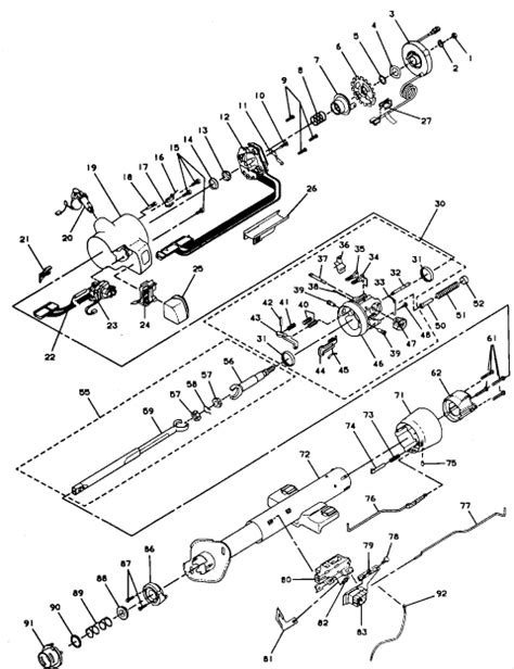 05 Corvette Part Diagram by My Turn Signal Is On My 1991 Corvette Do You A
