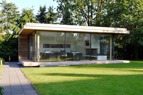 Wohnung Mit Garten Ruhrgebiet by Moderner Gartenpavillion Im N 246 Rdlichen Ruhrgebiet Garten