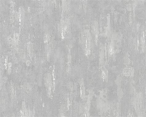 putz auf tapete tapete beton putz optik as creation grau 30694 3