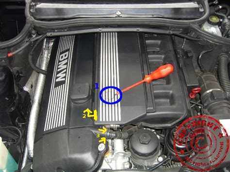 bmw e46 nockenwellensensor how2 e46 m52b25t 220 nockenwellensensor wechseln bmw drivers
