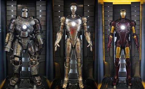 The Ten Best Iron Man Armours From The Last 50 Years