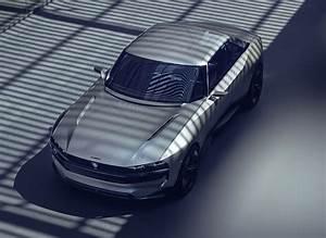 Peugeot E Concept : peugeot e legend concept goes back to the future ~ Melissatoandfro.com Idées de Décoration