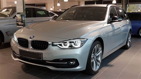 2017 Bmw 318d Touring Modell Sport Line [bmwview