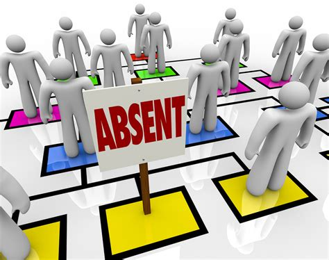 absence au bureau a modern menace absenteeism at work free worker