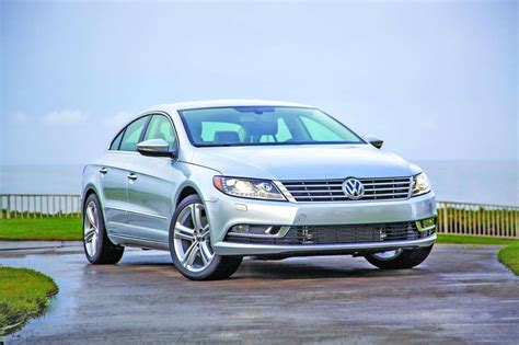 2013 Vw Cc Is An Affordable Four-door Coupe