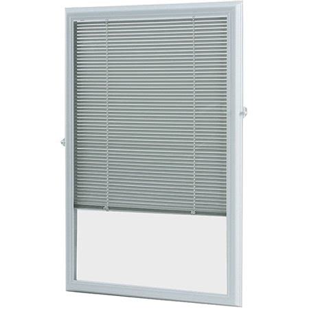 odl add on blinds odl add on blind for steel and fiberglass doors walmart