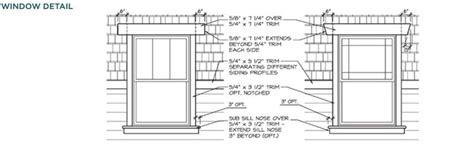 ply gem trim mouldings craftsman style house windows