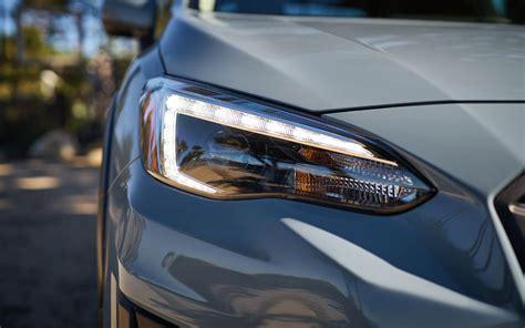 subaru crosstrek led steering responsive headlights