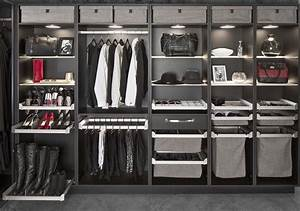 Hafele's modular, custom closet system engages customers