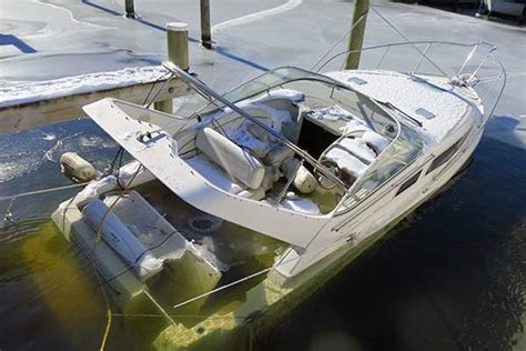 How To Winterize Boat Sink by Boat Winterizing Basics Seaworthy Magazine Boatus