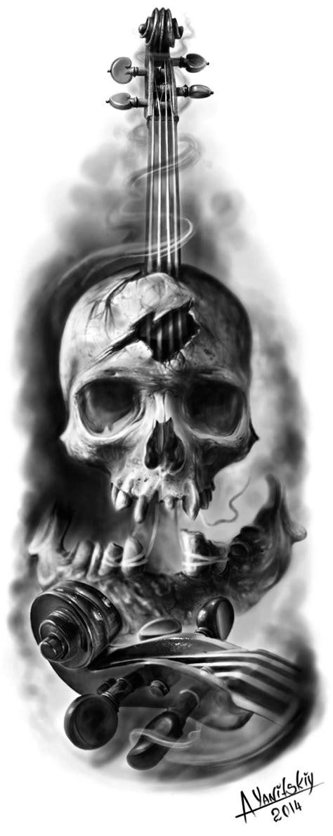 Choose your Skulls' Tattoo Flash | Tattoo Life