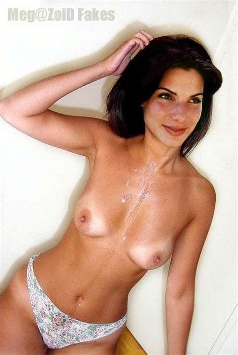 Sandra Bullock getting fucked in fake pics - Pichunter