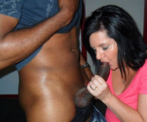 Mom Sucking Black Cock White