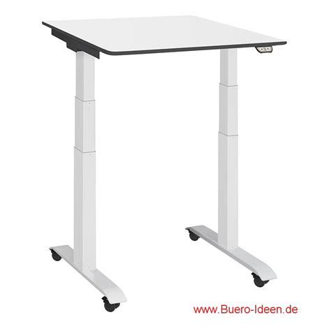 Ikea Tisch Elektrisch Höhenverstellbar by Tisch Mit Rollen H 246 Henverstellbar Dekoration Bild Idee