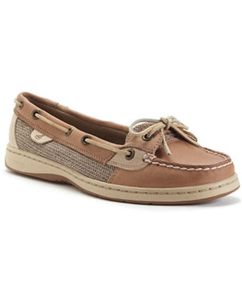 sperry womens angelfish boat shoes flats shoes macys