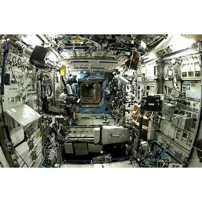 Inside International Space Station - Pics about space