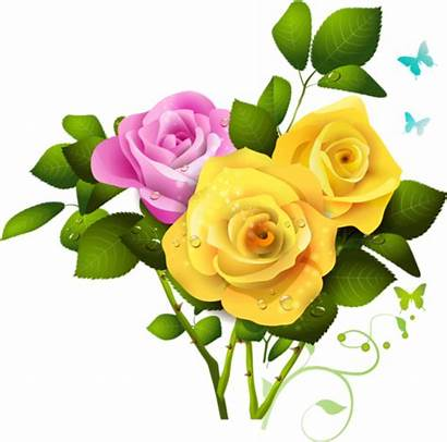 Clipart Rose Yellow Bouquet Roses Transparent Webstockreview