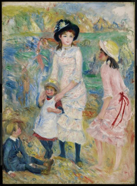 children   seashore guernsey museum  fine arts