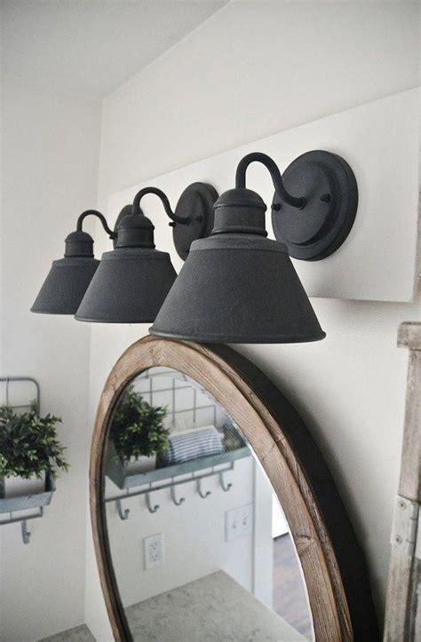 hton bay 1 light zinc outdoor wall lantern new