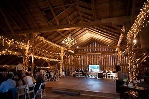 canadian barn wedding rustic wedding chic With barn wedding lighting ideas