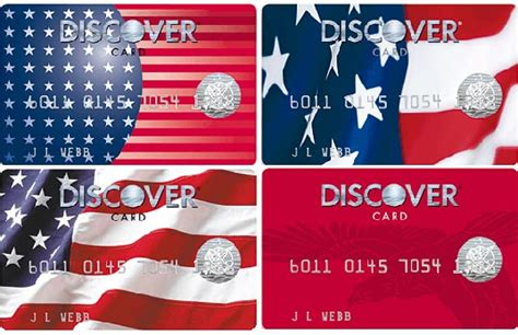 discover credit card designs credit card graphics comparison a patriotic