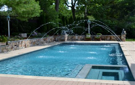 Rectangle Pools  Swimming Pools  Town & Country Pools