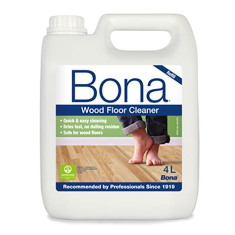 Bona Wood Floor Cleaner Refill  Litre Wm