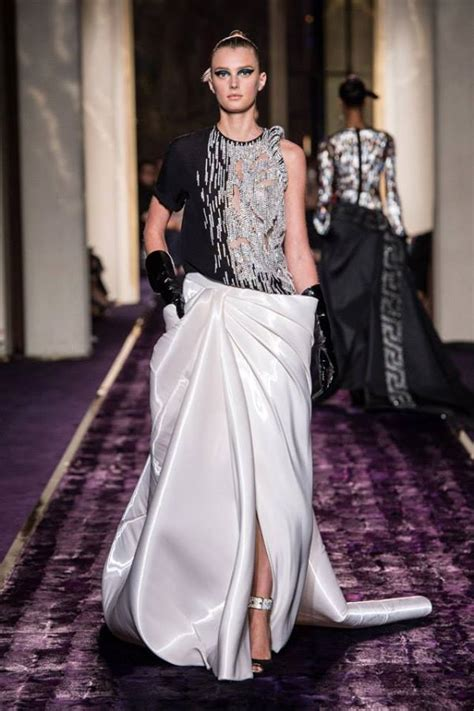atelier versace fallwinter casual  formal dresses