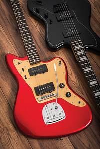 Squier Vintage Modified Baritone  U0026 Deluxe Jazzmasters