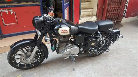 Royal Enfield Classic 350 Photo by Used Royal Enfield Classic 350 Bike In Jalandhar 2017