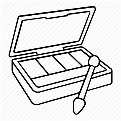 Makeup Eye Drawing Cheek Cosmetics Icon Cosmetic