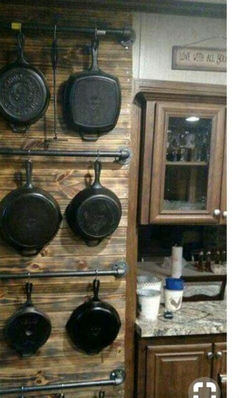 great   display  store cast iron ware