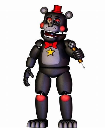 Fnaf Ar Lefty Animatronic Deviantart Characters Freddy