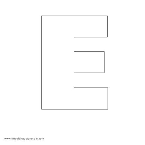 Free Printable Cut Out Letters For Posters Letters