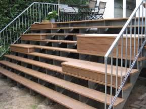 terrasse mit treppe terrasse mit treppe