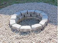 stone fire pit Review In Ground Stone Fire Pit | Garden Landscape