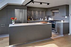 loft design With kitchen cabinet trends 2018 combined with eiffel tower metal wall art