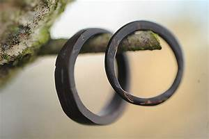 wedding wednesday unique rings the things we would blog With coconut wedding rings