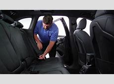 Rear Seat Cargo Positions BMW Genius HowTo YouTube