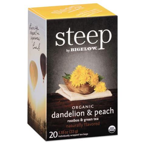 072310177154 UPC - Bigelow Organic Dandelion And Peach ...