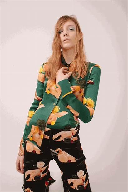 Silk Shirt Daisy Walker Wyman Picks Emma