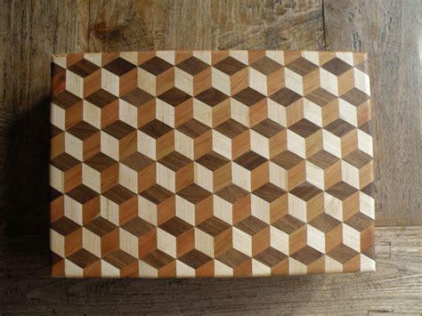 butcher block cutting board plans wooden 3d cutting board pdf plans